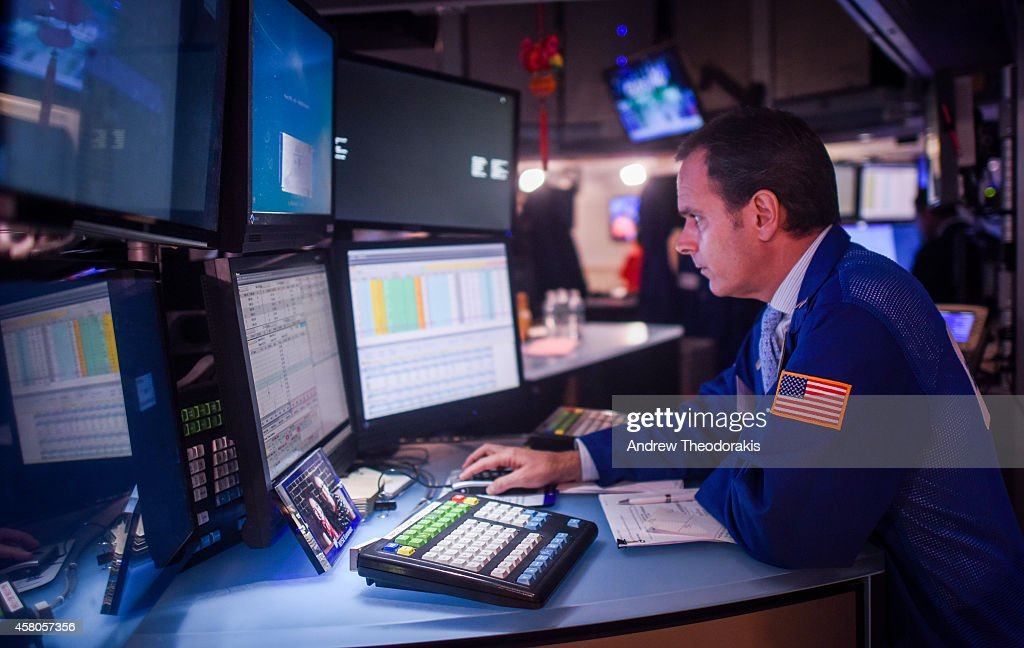 Markets React To Federal Reserve Interest Rate Decision : News Photo