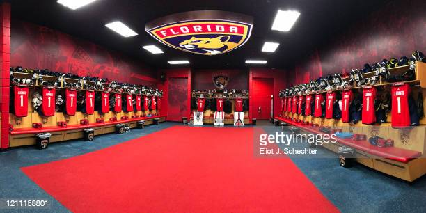 The Florida Panthers have the teams jerseys all with former Goaltender Roberto Luongo's who is officially retiring and having his number hosted to...