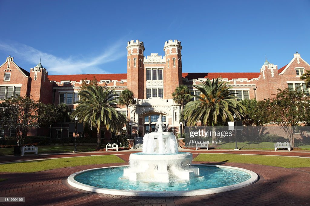 The Florida State University : Stock Photo