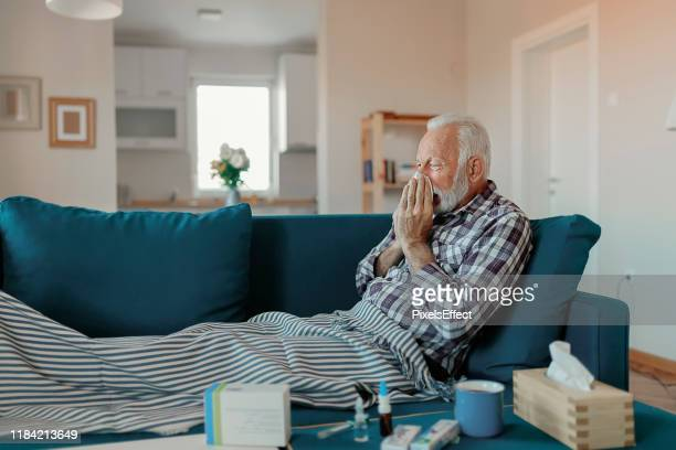 the flu - pneumonia stock pictures, royalty-free photos & images