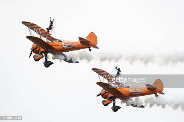Biggin Hill Festival Of Flight >> World S Best Festival Of Flight At Biggin Hill Stock