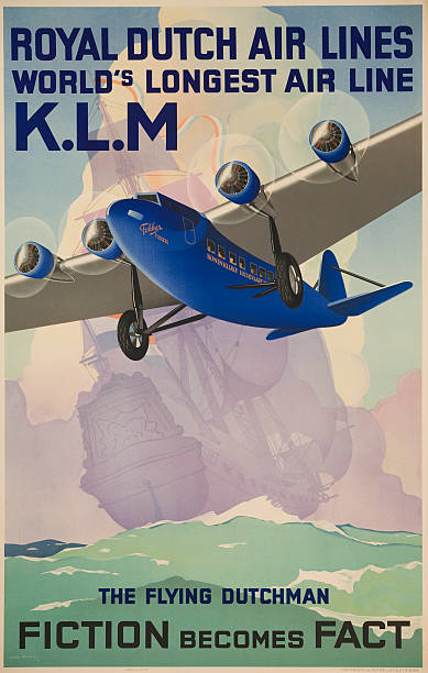 NY: 7th October 1919 - KLM Airlines Founded