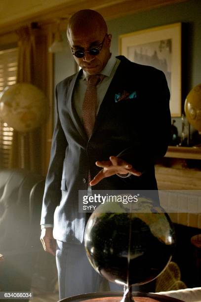 THE MAGICIANS 'The Flying Forest' Episode 204 Pictured Rick Worthy as Dean Fogg
