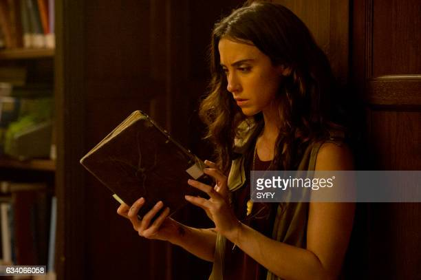 THE MAGICIANS 'The Flying Forest' Episode 204 Pictured Stella Maeve as Julia