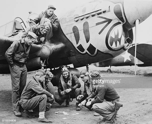 "The ""Flying Tigers,"" a volunteer flying group, gained prominence for their daring missions during the early stages of World War II."