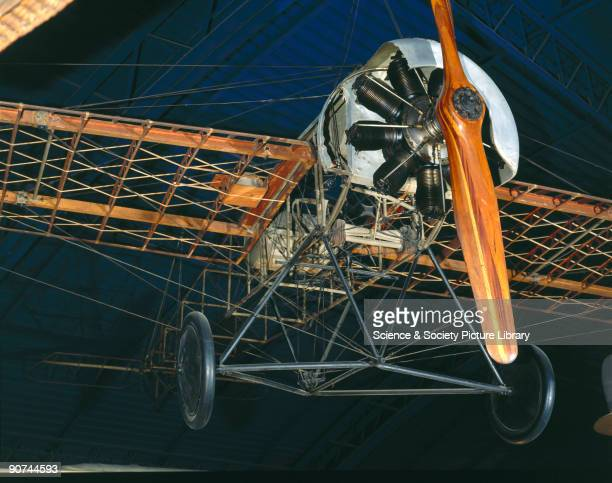 The Fokker E III Monoplane was designed for the German air forces by the Dutch aeroplane designer Anthony Fokker The E III or �Eindecker� was a...