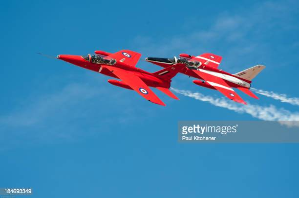 The Folland Gnat was a small, swept-wing British subsonic jet trainer and light fighter aircraft developed by Folland Aircraft for the Royal Air...