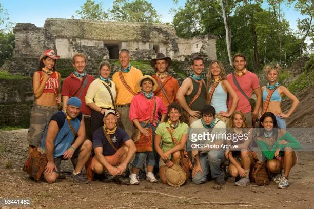 The following new castaways are set to compete in 'SURVIVOR GUATEMALA The Maya Empire' when the Emmy Awardwinning reality series premieres Thursday...