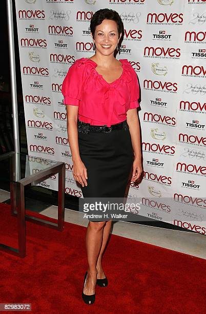 The Food Network's Ellie Krieger attends the 5th annual Moves Power Women Awards at The Carlton on September 23 2008 in New York City