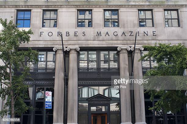 The Forbes Magazine Galleries building 62 5th avenue Manhattan New York NYC USA