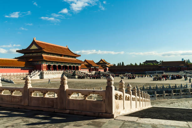 The Forbidden City. Beijing. China.