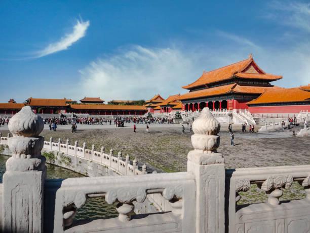 The Forbidden City. Beijing. China