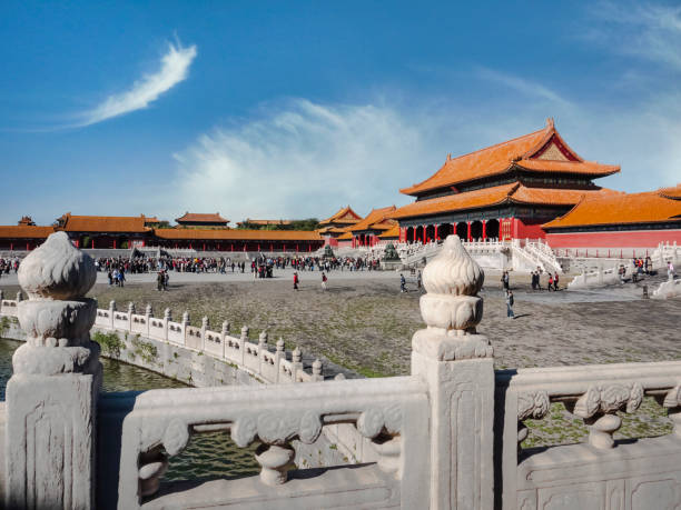 The Forbidden City. Beijing. China