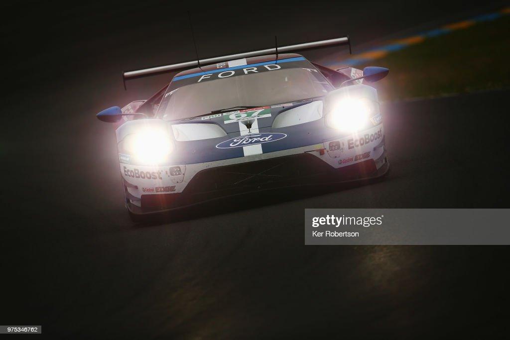Le Mans  Hour Race Qualifying News Photo