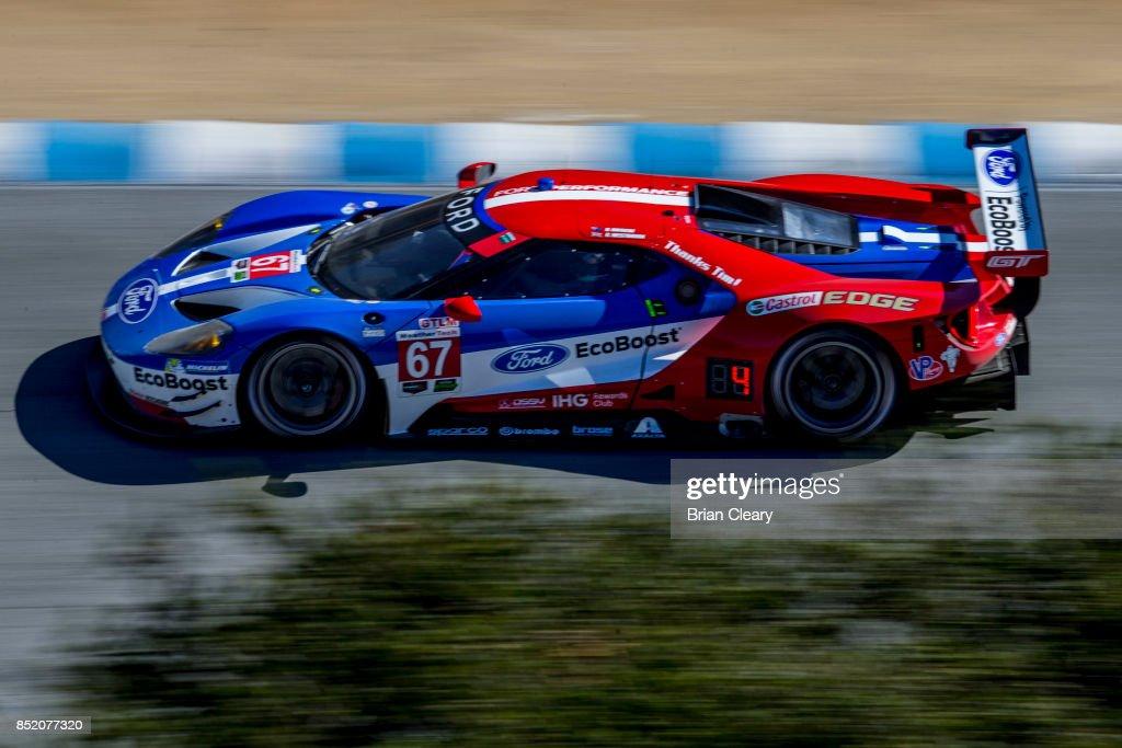 Imsa Weathertech Sportscar Championship Continental Tire Monterey Grand Prix News Photo
