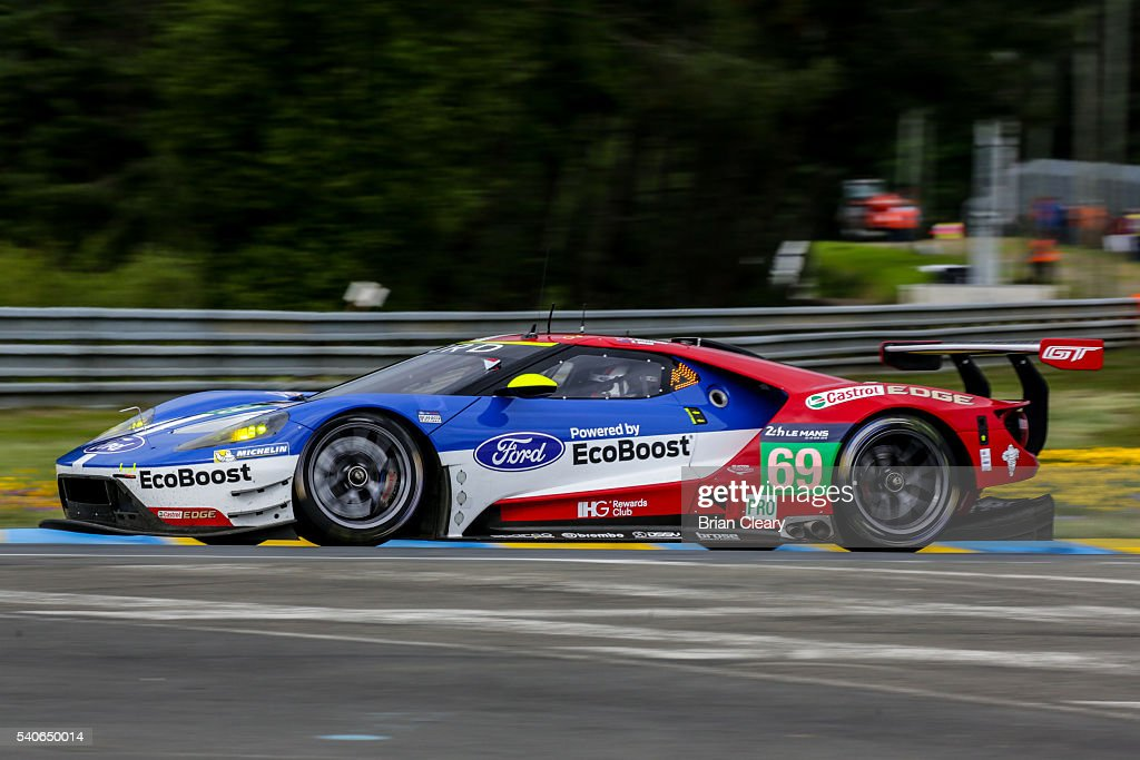 Le Mans  Hour Race Qualifying News Photo