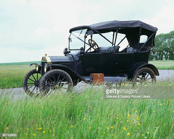 The Ford Model T was introduced by Henry Ford in 1908 and made by the Ford Motor Company in Detroit By means of true mass production this car was...