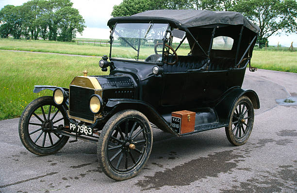 Ford Model T Four Seat Tourer Motor Car 1916 Pictures Getty Images