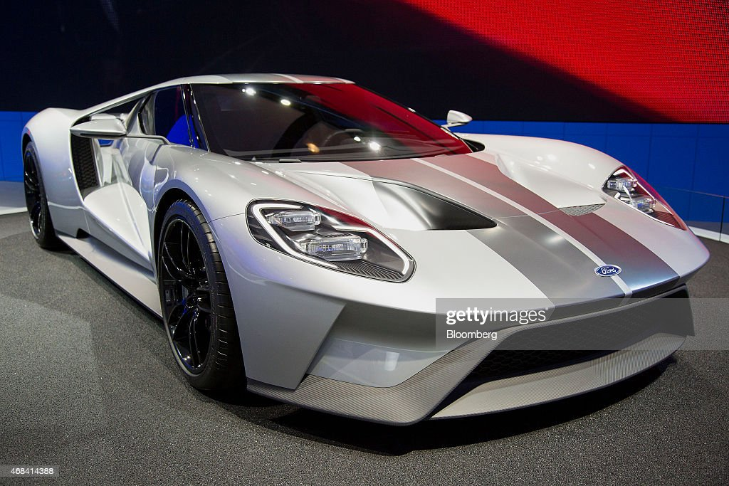 Inside The 2015 New York International Auto Show : News Photo
