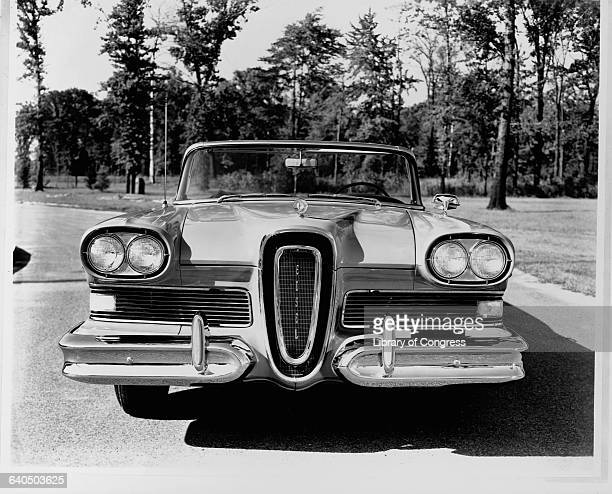 The Ford Motor Company invested over $250 million to produce the Edsel but despite extensive consumer research it did not sell well to the American...