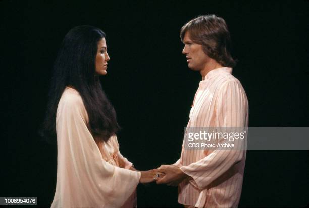 The Ford Motor Company's 75th anniversary special A Salute to the American Imagination originally broadcast October 5 1978 on CBS television Pictured...