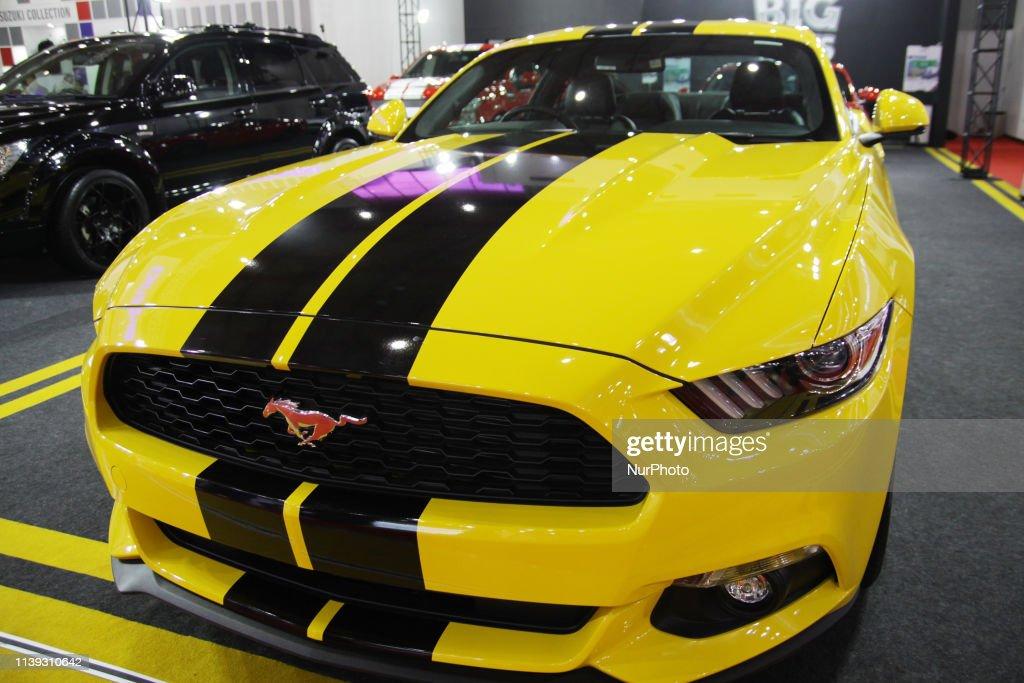 Indonesian International Motor Show 2019 : News Photo