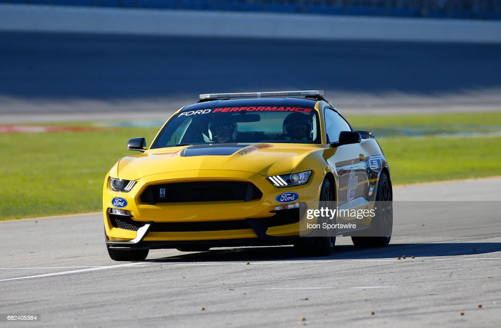 AUTO: MAY 07 NASCAR Monster Energy Cup Series - GEICO 500 : News Photo