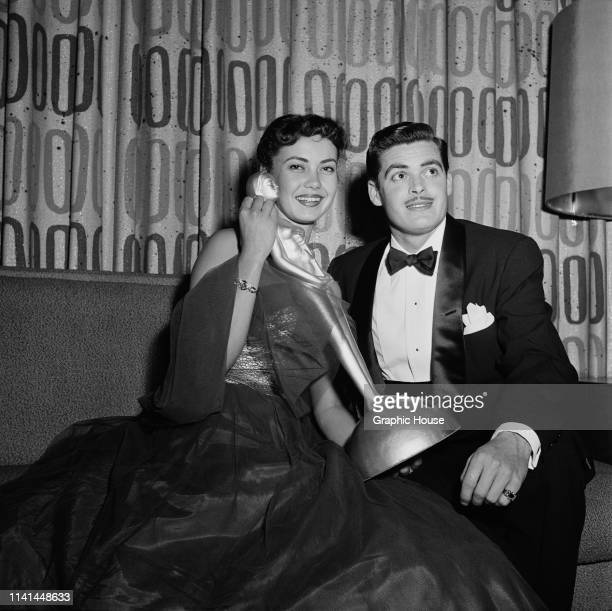 The Foreign Press Association of Hollywood's Annual International Film Festival at the Ambassador Hotel Los Angeles California 26th February 1953