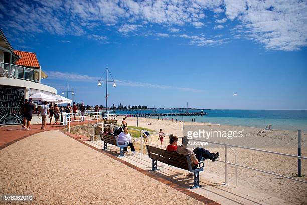 The foreshore Rockingham Western Australia Australia