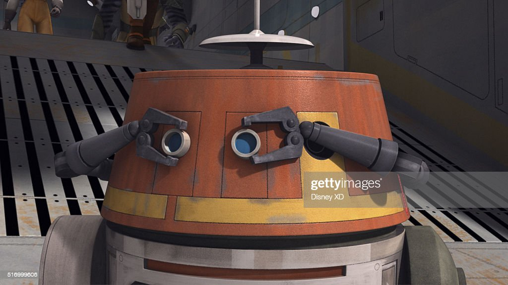 Disney XD's 'Star Wars Rebels' - Season Two : ニュース写真