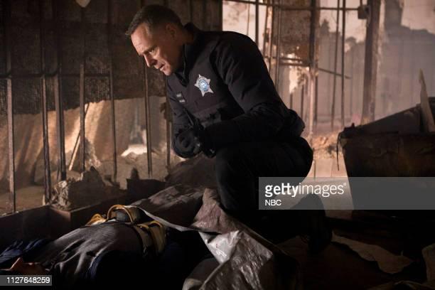 D The Forgotten Episode 616 Pictured Jason Beghe as Hank Voight