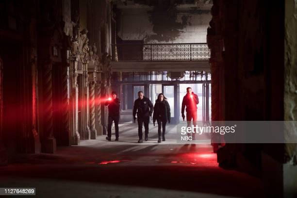 D The Forgotten Episode 616 Pictured Jon Seda as Antonio Dawson Jason Beghe as Hank Voight Marina Squerciati as Kim Burgess Jesse Lee Soffer as Jay...