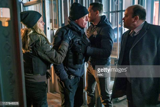 D The Forgotten Episode 616 Pictured Tracy Spiridakos as Hailey Upton Jason Beghe as Hank Voight Jesse Lee Soffer as Jay Halstead Steve Silver as...