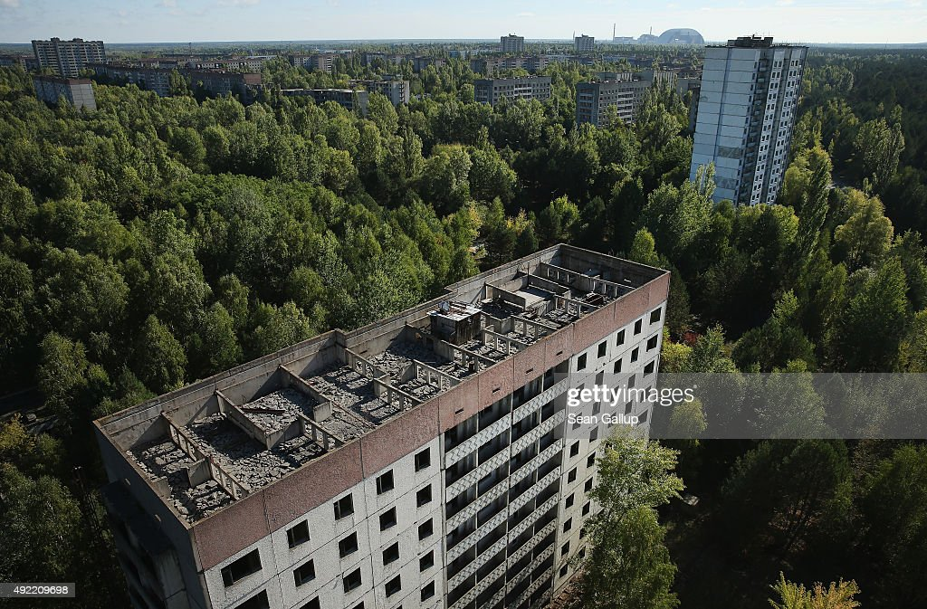 Chernobyl, Nearly 30 Years Since Catastrophe : News Photo