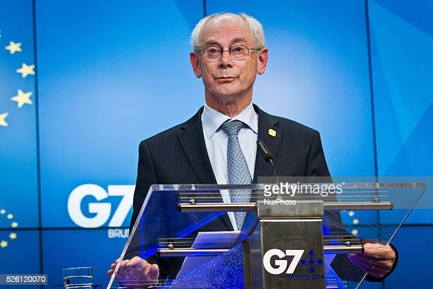 The former G8 who had to be held in Sotchi was finally held in Brussels as a G7 without Russia The conclusions of the meeting were explained in a...