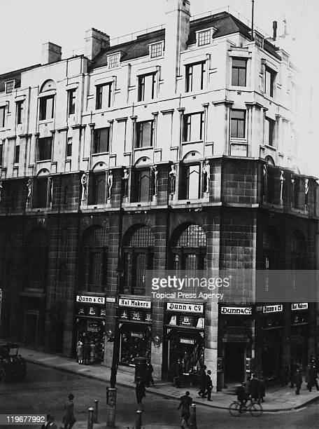 The former headquarters of the British Medical Association at 429 The Strand London featuring sculptures by Jacob Epstein on the second floor 9th...