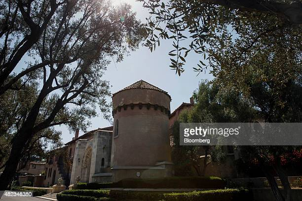 The former home of Sisters of the Most Holy and Immaculate Heart of the Blessed Virgin Mary stands on Waverly Drive in the Los Feliz neighborhood of...