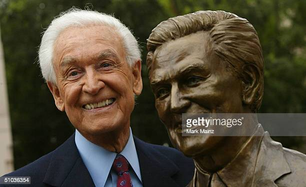 The former host of the Price is Right Bob Barker is inducted into the Academy of Television Arts and Sciences Hall of Fame at the Academy of...