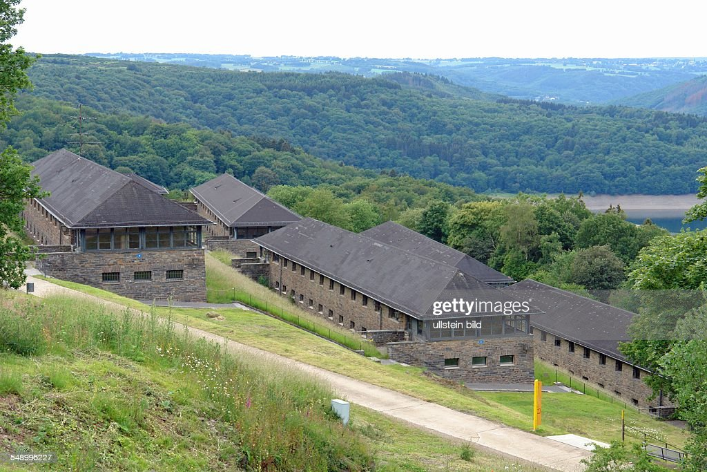 Eifel: Former NS-Ordensburg Vogelsang Pictures | Getty Images