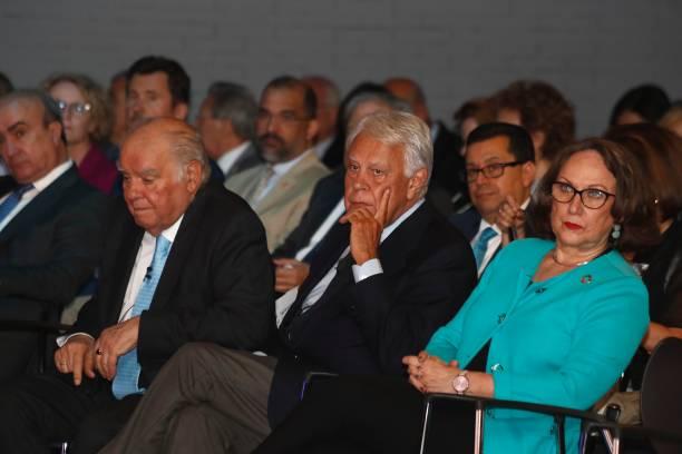 ESP: King Felipe Of Spain Attends Euroamerica Foundation 20th Anniversary