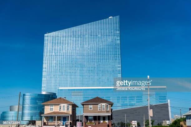 The former Revel casino reopened on this week as the Ocean Resort on June 28 2018 in Atlantic City New Jersey Ocean Resort is one of two new casinos...