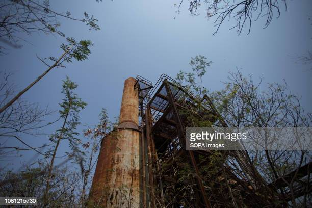 The former Union Carbide factory still lies derelict in Bhopal 34 years after the disaster The Bhopal Gas Disaster was a gas leak incident on the...