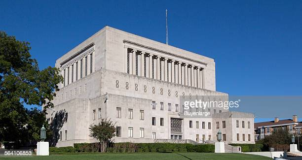 The Fort Worth Masonic Temple designed by Wiley G Clarkson and built in 1931 sits on a dominant hillside on the southwest end of downtown Fort Worth...