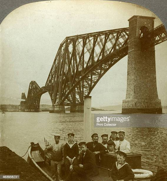 The Forth Bridge Scotland The Forth Railway bridge which spans the Firth of Forth was built for the North British Railway and opened on 4 March 1890...