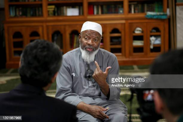 The founder of Masjid AtTaqwa and one of the leaders of Islamic society in the US Imam Siraj Wahhaj speaks about Malcolm X on the 55th anniversary of...