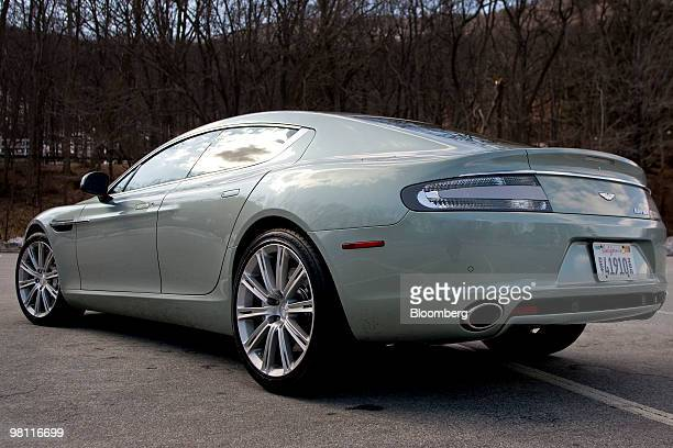 12 Aston Martin Rapide Sedan Test Drive Photos And Premium High Res Pictures Getty Images