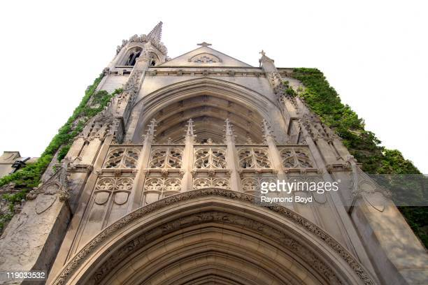 The Fourth Presbyterian Church in Chicago Illinois on JUNE 12 2011