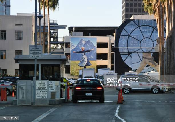 The Fox Studios in West Los Angeles California on December 13 2017 Walt Disney Co and 21st Century Fox shares were in the spotlight on December 13...