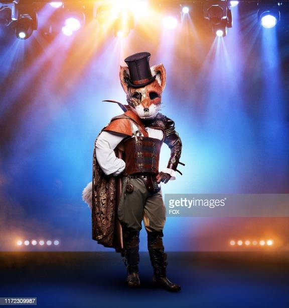 The Fox THE MASKED SINGER premieres Wednesday Sept 25 on FOX