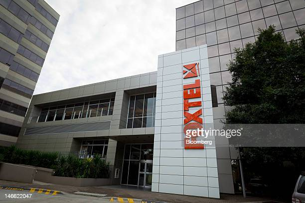 The Foxtel headquarters stands in Sydney Australia on Thursday June 21 2012 Rupert Murdoch's News Corp offered A$2 billion to double its stake in...